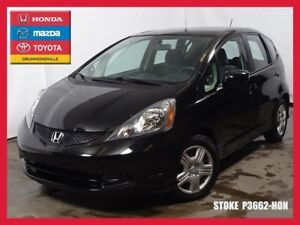 2013 Honda Fit LX+GARANTIE+A/C+BLUETOOTH+++