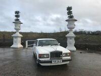 *** 1986 ROLLS ROYCE SILVER SPIRIT TAKING OFFERS ****