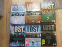 LOST DVD complete series New never been opened