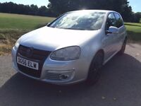 VW Golf 1.4 GT TSI. Comes with Service History and NEW MOT.