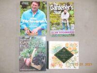 Garden Book Selection