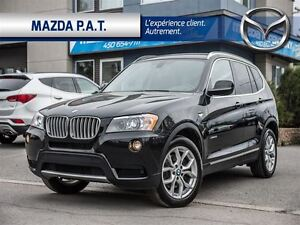 2013 BMW X3 XDRIVE ** EXECUTIVE PACKAGE **