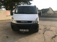 2011 Iveco 3.5ton 2004 5.2ton recovery lorry