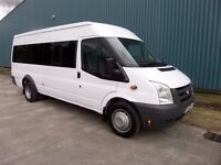 FORD TRANSIT T430 17 SEATER BUS DEC 2009 ONE OWNER 85000 MILES FULL SERVICE