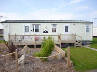 LUXURY FOUR BERTH STATIC CARAVAN TO LET AT MABLETHORPE