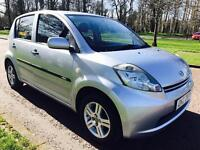 DAIHATSU SIRION LONG MOT 60MPG £30 TAX GROUP 1 INSURANCE