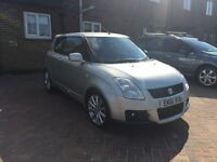 suzuki swift sport 61 reg