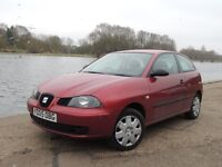 Seat Ibiza 1.4 TDI 2005 REFERENCE SERVICE HISTORY CAMBELT REPLACED GREAT LITTLE RUNNER