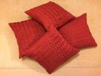 4 x Laura Ashley Cushions