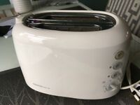 Kenwood TT290 Two Slice Pop-Up Toaster 900w (White)