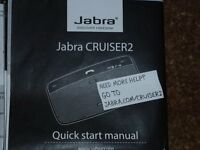 JABRA bluetooth handsfree car speaker