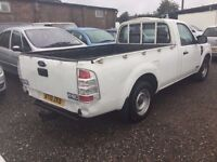 2010 FORD RANGER 4x2 in clean condition in and out one years mot ready for work pick up truck
