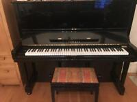 Yamaha piano for sale in excellent/beautiful condition