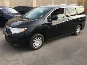 2012 Nissan Quest S, Automatic, Power Windows, Cd Player