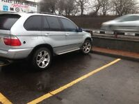 BMW X5 lpg for sale or px may swap