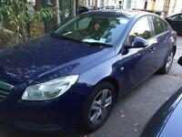 Vauxhall insignia 2011 TFL PCO Minicab licenced desiel 2L hatchback