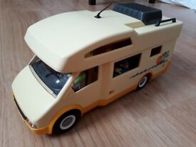 Playmobil Campervan with full accessories