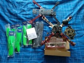 450 Quadcopter - APM flight controller & spares