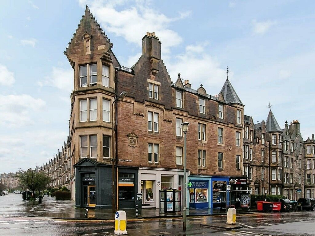 3 bedroom flat in Marchmont with HMO licence. STUDENT ...