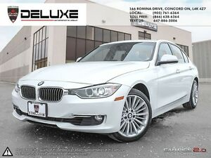 2014 BMW 328i xDrive 328XI AWD WHITE $191.11 BI WEEKLY
