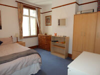 Large Room in Spacious Prof Houseshare-Earlsfield