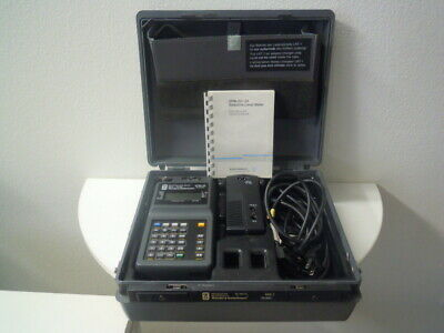 Wandel Goltermann Spm-33 Selective Level Meters Range 200 Hz-1.62 Mhz Ab-0091