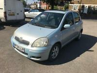 2004/54 TOYOTA YARIS 1.3 T SPIRIT ENGINE MISFIRE NEEDS ATTENTION PX CLEARENCE