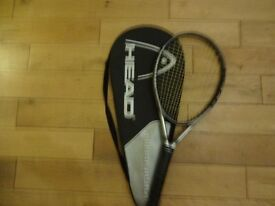 Set of Four Pro Standard Tennis Racquets