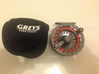 Greys GX900 4/5/6 Fly Reel (brand new)