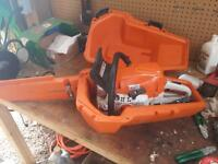 Stihl chainsaw 391