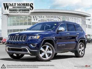 2016 JEEP GRAND CHEROKEE LIMITED: ACCIDENT FREE, FULLY LOADED