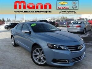 2015 Chevrolet Impala LTZ | PST paid, Safety Package, Leather.