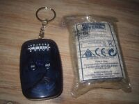 Recording Keychain BNIP, with instructions