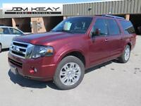 2012 Ford Expedition LIMITED MAX W/ NAV & ROOF