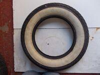 2 Trailer wheel tyres new 3.5 x 10 x 400