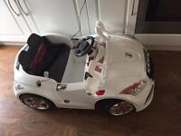 Child's Audi battery operated car