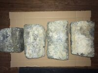 Granite Setts- Large Quantity Available - Looking for reasonable offers!