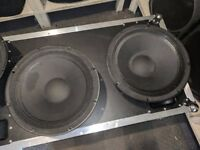 12inch cones for kx12 speakers