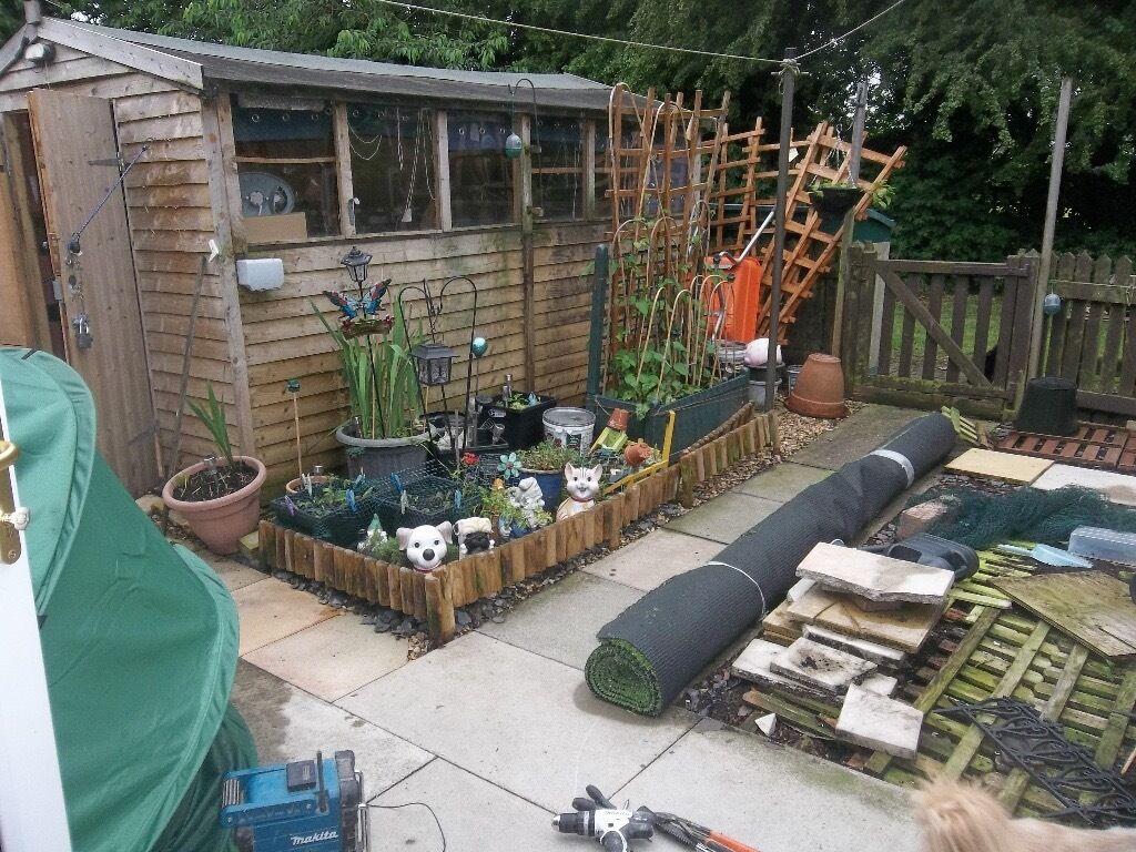 Garden Sheds Jarrow 12x10 garden shed | in jarrow, tyne and wear | gumtree
