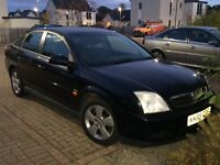 Vauxhall vectra petrol hatchback car excellent condition low mileage