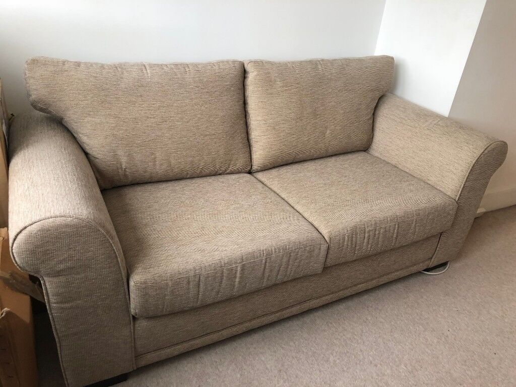 Beautiful Next Everyday Use Sofa Bed In Perfect Condition Hardly Used Was
