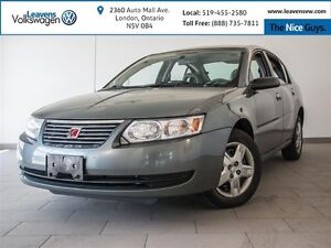 2007 Saturn Ion Automatic+keyless+ Low milage+ Pwr option