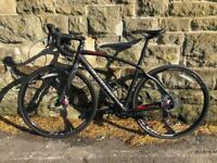 2017 Specialized secteur road racer bike / carrera cannondale cboardman mountain hybrid