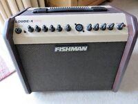 Fishman Loudbox Mini 60w acoustic instrument amp - boxed