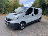Vauxhall, DAY VAN VIVARO, Panel Van, 2013, Manual, 1995 (cc)