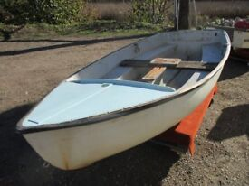 9ft2 grp sailing dinghy hull