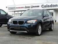 2014 BMW X1 xDRIVE 28i  PANO SUNROOF BLUETOOTH HEATED FRONT SE