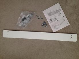 New unused Ikea toddler bed side rail
