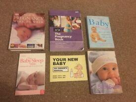 New Baby, book bundle
