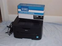 Dell 1130 printer + toner